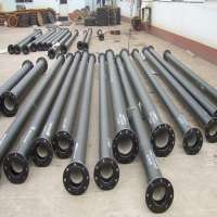 Cast Iron Spun Pipes Manufacturers