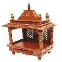 Wooden Temples Manufacturers