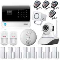 Security Alarm Systems Manufacturers