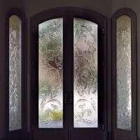 装饰玻璃门 制造商
