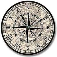 Compass Clock Manufacturers