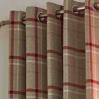Checked Curtain Manufacturers