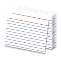 Index Cards Manufacturers