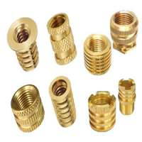 Brass Inserts Manufacturers