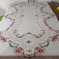 Embroidered Tablecloth Manufacturers