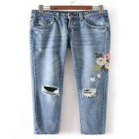Embroidered Pant Manufacturers