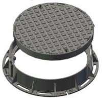 Manhole Cover & Frames Manufacturers