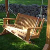 Wooden Swings Manufacturers