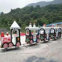 儿童公园欢乐火车 制造商
