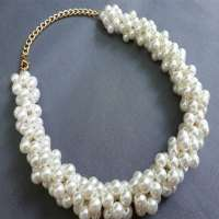 Pearl Beaded Necklace Manufacturers