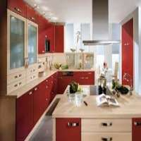 G Shaped Modular Kitchen Manufacturers