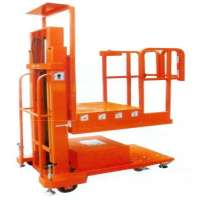 Semi Electric Order Picker Importers