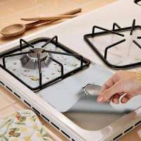 Gas Burner Cover Manufacturers