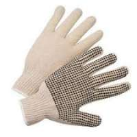 PVC Dotted Work Glove Manufacturers