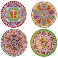 Rangoli Stickers Manufacturers