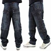 Mens Cargo Jeans Manufacturers