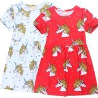 Girls Cotton Dress Manufacturers