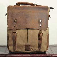 Leather Canvas Bag Manufacturers