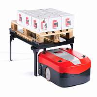 Automated Guided Vehicle Manufacturers