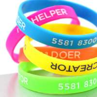 Promotional Wristband Manufacturers
