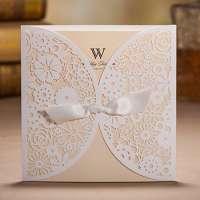 Laser Cut Wedding Cards Manufacturers