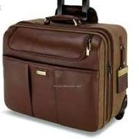 Leather Trolley Bag Manufacturers