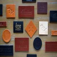 Leather Patches Manufacturers