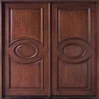 Mahogany Wood Door Manufacturers