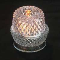 Cut Glass Candle Holder Manufacturers
