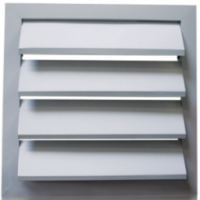Gravity Air Louver Manufacturers