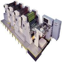 Sheet Fed Machine Manufacturers