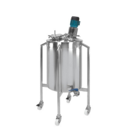 Cosmetic Mixing Vessel Manufacturers