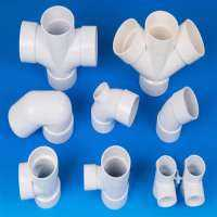 PVC Water Pipe Fittings Manufacturers