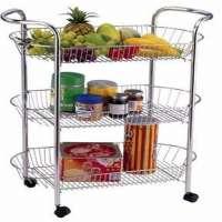 Fruit & Vegetable Trolley Manufacturers