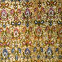 Silk Brocade Fabric Importers