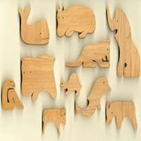 Wooden Animal Manufacturers