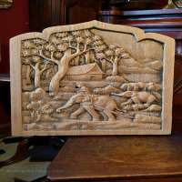 Antique Wood Carving Manufacturers