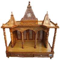 Rose Wood Temple Manufacturers