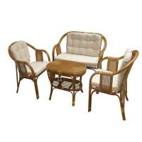 Cane Sofa Set Manufacturers