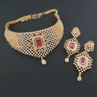 American Diamond Necklace Set Manufacturers