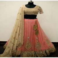 Party Wear Lehenga Importers