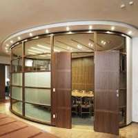 Wooden Office Partition Manufacturers