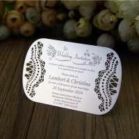 Metal Wedding Card Manufacturers