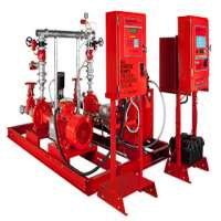 Fire Pumps Manufacturers