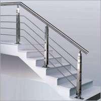 Steel Railings Manufacturers