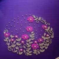 Aari Embroidery Work Importers
