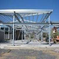 Galvanized Steel Structures Importers