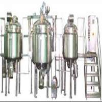Emulsion Manufacturing Machinery Manufacturers