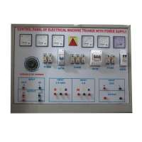 电机培训师 制造商