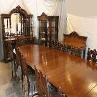 Antique Dining Room Set Manufacturers